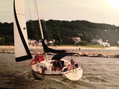 1977 Islander Sloop