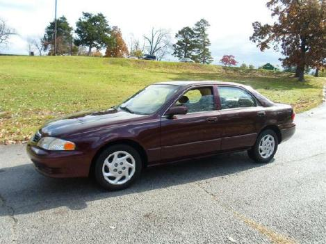 2000 Mazda 626 LX - Sensible Auto Sales, Springfield Missouri