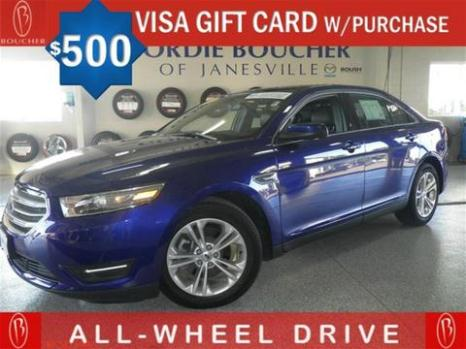 2013 Ford Taurus SEL Janesville, WI