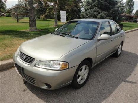 2000 Nissan Sentra GXE Englewood, CO