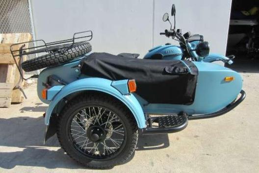 Ural Motorcycles For Sale In San Antonio Texas