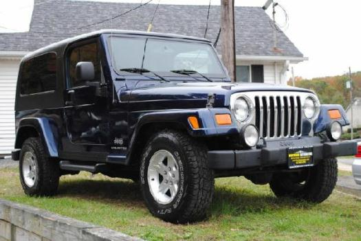 jeep wrangler unlimited new jersey cars for sale. Black Bedroom Furniture Sets. Home Design Ideas