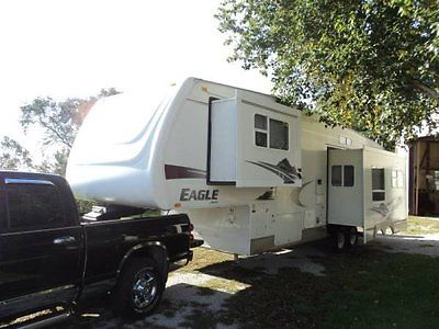 2006 Jayco Eagle 29RTLS 5th Wheel