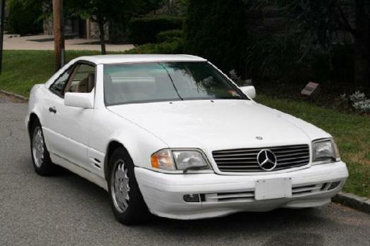 1996 Mercedes-Benz SL 500 - Gullwing Motor Cars, Inc., Astoria New York