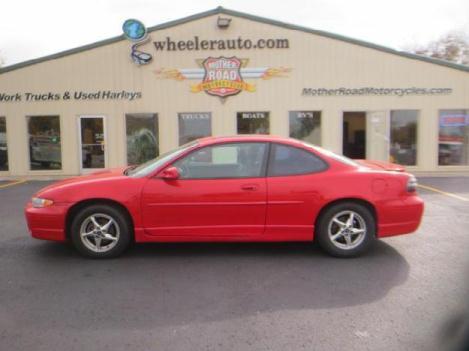 1999 Pontiac Grand Prix GT - Wheeler Auto, Springfield Missouri