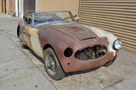 1965 Austin Healey 3000 - Gullwing Motor Cars, Inc., Astoria New York