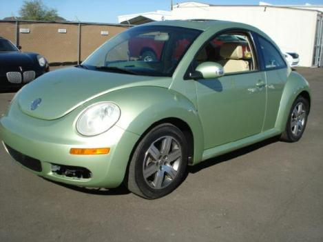 2006 Volkswagen New Beetle Coupe Low Down Low Payments - DV Auto Center, Phoenix Arizona