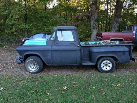 1957 GMC Pickup for: $5500