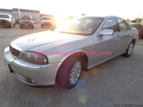 2005 Lincoln LS 66k miles Buy Here Pay Here No credit Needed No co-signer EZ...