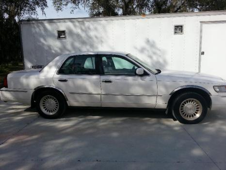 1998 Grand Marquis LS Excellent Condition
