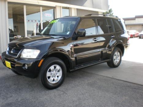 2004 Mitsubishi Montero Limited Boise, ID