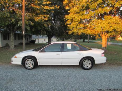 1996 Dodge Intrepid Automatic Cold Air Nice Car!!!! - $1750 (Denton NC)