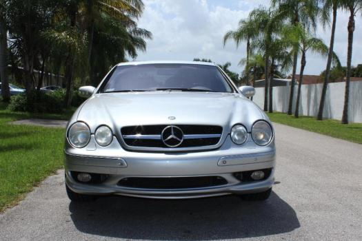 Mercedes benz cl55 amg cars for sale for Mercedes benz cl55 amg for sale