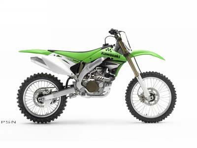 2007 Kawasaki KX450F