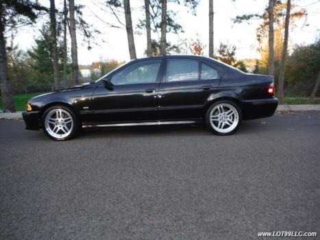 2003 BMW 540 iA Portland, OR