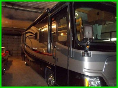 2007 Safari Simba 36PDQ 37' Class A 350hp CAT Diesel Allison Trans. 2 Slide Outs