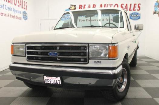 1990 Ford F-150 Xlt