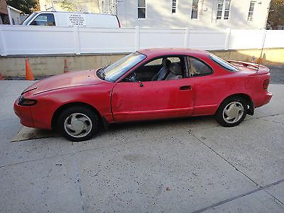 Toyota : Celica ST Coupe 2-Door 1991 toyota celica st coupe 2 door 1.6 l