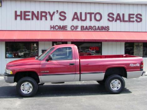 1999 dodge 2500 cars for sale for Max motors ford harrisonville mo