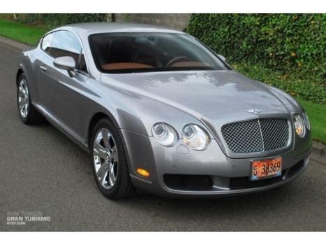 Bentley : Continental GT GT Coupe 2-Door Extended Wood Veneer, 19