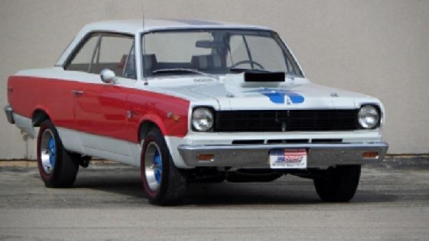 1969 Amc Rambler for: $69000