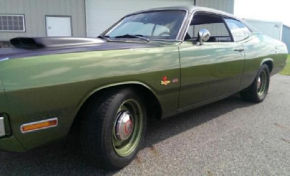 1971 Dodge Demon for: $29995