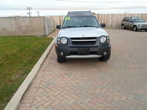 2002 Nissan Xterra XE SC - Advance Auto Dealer, Naperville Illinois