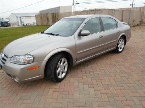 2002 Nissan Maxima SE - Advance Auto Dealer, Naperville Illinois
