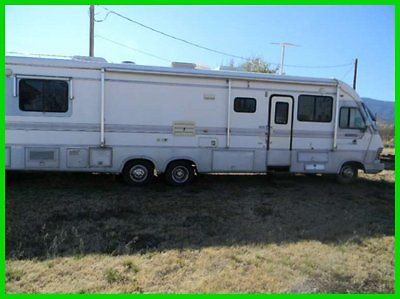 1993 Newmar Mountain Aire 460 Ford Gasoline Furnace Tow PKG Generator Backup Cam