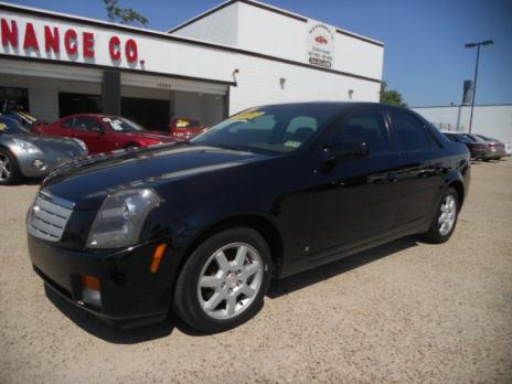 2006 Cadillac CTS - Buy Here Pay Here Used Car Lot Dallas, TX