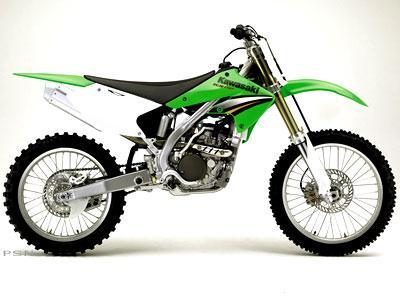 2005 Kawasaki KX250F