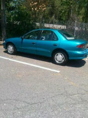 Chevrolet cavalier sedan
