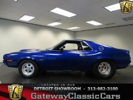 1970 Amc Amx for: $16995