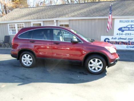 2008 honda crv cars for sale for Millner motors charlottesville va
