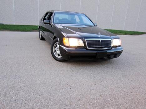 1999 Mercedes-Benz S-Class Base Madison, WI