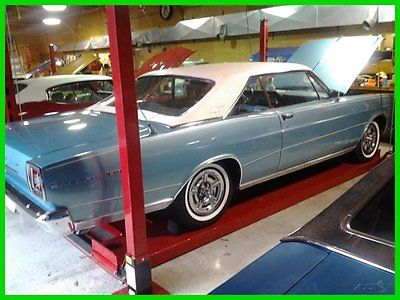 Ford : Galaxie 7 Litre Classic 1966 Ford Galaxie 500 7 Litre Used Automatic RearWheelDr