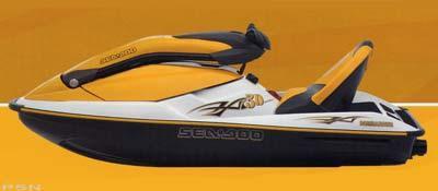 2004 Sea-Doo 3D