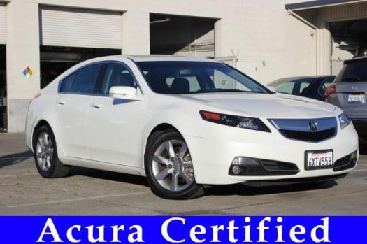 2012 Acura TL 3.5 Concord, CA