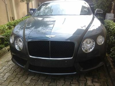 Near New 2013 Bentley GT Continental3k miles,v8 excellent condition