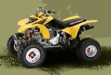 2001 Honda Sportrax 400EX