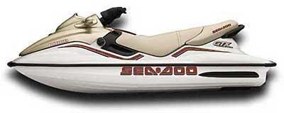 1999 Sea-Doo GTX RFI