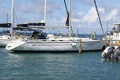 2004 Bavaria 49 sailboat