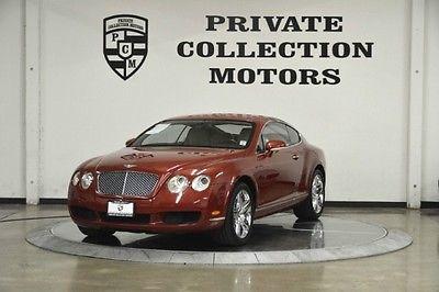Bentley : Continental GT GT Coupe 2-Door 2004 bentley continental gt low miles 2 owner
