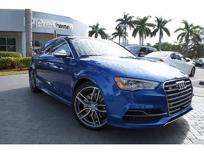 Audi : Other 2.0T quattro Prestige Performance Package Advanced Technology Package all original cleancarfax florida