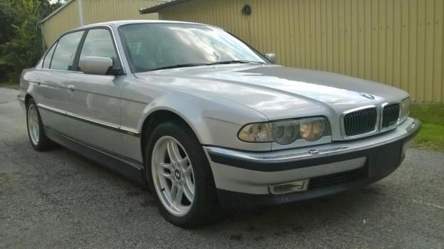 2000 bmw 740il, alpina. m series wheels
