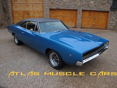 Dodge : Charger RT 1968 charger rt 440 auto power steering power brakes