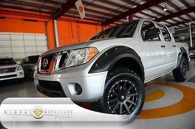 Nissan : Frontier SV 4WD 13 nissan frontier sv 4 wd cloth cruise alloys steering whl controls