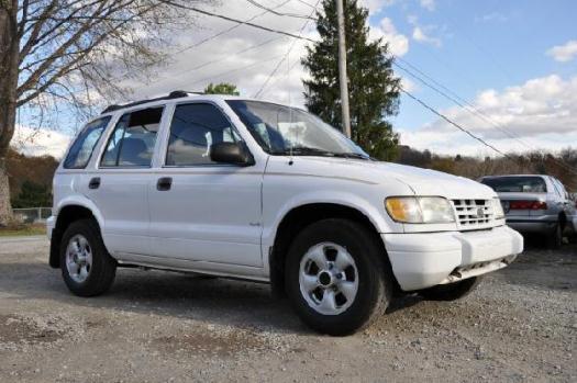1997 Kia Sportage - GoodFellas Auto Sales LLC, Murrysville Pennsylvania