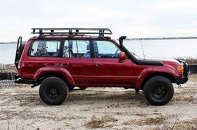 Toyota : Land Cruiser Upgraded Leather 1991 landcruiser fj 80 90 pics ome arb tjm ipor built for safari fj 40 fj 60 fj 62