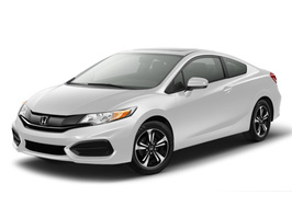 New 2015 Honda Civic EX